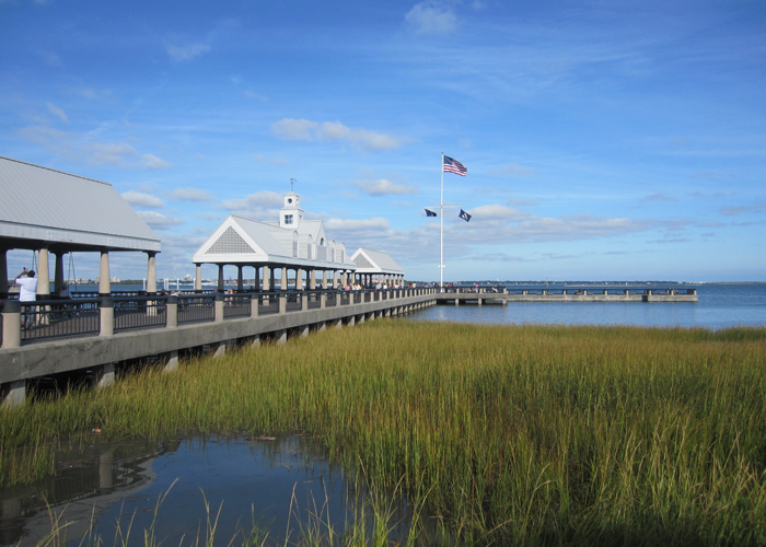 Charleston_Waterfront Park